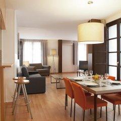Апартаменты Aspasios Plaza Real Apartments Студия Эконом с различными типами кроватей