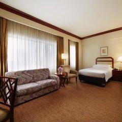 Отель Mandarin Orchard Singapore 5* Номер Премьер с 2 отдельными кроватями фото 3