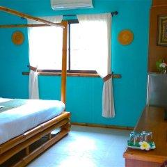 Отель Kantiang Oasis Resort & Spa 3* Улучшенный номер с различными типами кроватей фото 18