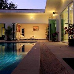 Отель Phuket Lagoon Pool Villa 4* Вилла разные типы кроватей фото 2