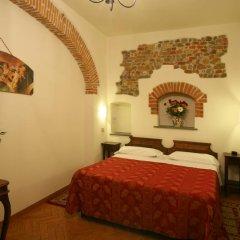 Отель Collodi 2* Стандартный номер с двуспальной кроватью