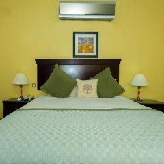 Отель Hawthorn Suites By Wyndham Abuja 4* Люкс с различными типами кроватей фото 12