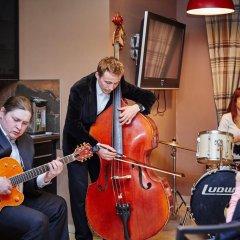 Мини-отель Jazzclub гостиничный бар