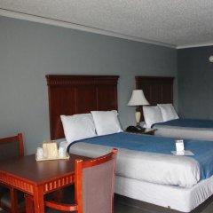 Отель Quarters Inn & Suites 2* Стандартный номер с различными типами кроватей