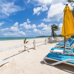 Отель Dina House пляж фото 2