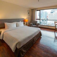 Отель Bandara Suites Silom Bangkok 4* Номер Делюкс с различными типами кроватей фото 3