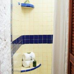 Отель Las Nubes de Holbox 3* Бунгало с различными типами кроватей фото 22