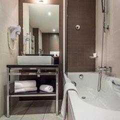 Отель Hipark by Adagio Marseille 3* Студия с различными типами кроватей фото 5