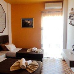 Minoa Hotel 2* Стандартный номер с различными типами кроватей фото 6