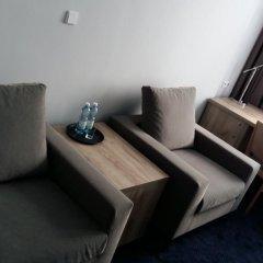 Hotel Belwederski 3* Номер Бизнес с различными типами кроватей фото 5