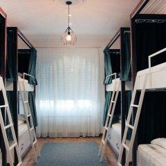 Отель Karavan Inn Кровать в общем номере с двухъярусной кроватью фото 2
