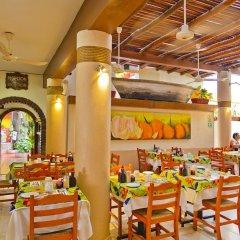 Отель Posada De Roger Пуэрто-Вальярта питание фото 2