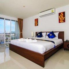 Отель Bayshore Ocean View 3* Студия с разными типами кроватей фото 3