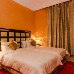 Отель Riad Marrakech House 3* Стандартный номер с двуспальной кроватью фото 4