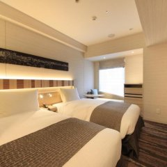 Hotel Sunroute Ginza 3* Стандартный номер с 2 отдельными кроватями фото 9
