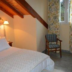 Hotel Balneario Parque De Alceda 3* Стандартный номер с различными типами кроватей фото 12