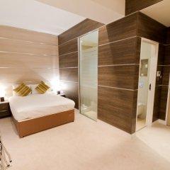 Отель TheWesley 4* Улучшенный номер с различными типами кроватей фото 3