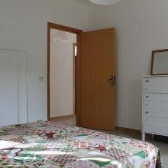 Отель Una Terrazza sul Mediterraneo Агридженто сейф в номере