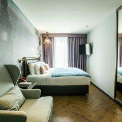 Отель PlayHaus Thonglor 3* Стандартный номер с различными типами кроватей фото 8