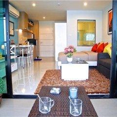 Апартаменты Bliss Patong Modern Studio комната для гостей фото 2