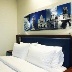 Гостиница Hampton by Hilton Волгоград Профсоюзная 4* Стандартный номер с различными типами кроватей фото 26