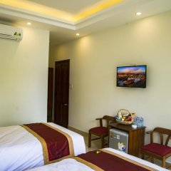 Отель Mi Kha Homestay 3* Улучшенный номер с различными типами кроватей