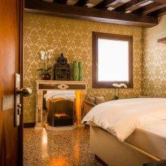 Отель Ca Maria Adele 4* Номер Делюкс с двуспальной кроватью фото 5