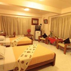 Hupin Hotel Nyaung Shwe 3* Стандартный номер с различными типами кроватей фото 2