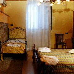 Отель La Casa sulla Collina d'Oro 3* Стандартный номер фото 8