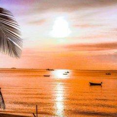 Отель House By The Sea На Чом Тхиан приотельная территория фото 2