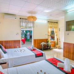 Отель Binh Yen Homestay (Peace Homestay) Стандартный номер с различными типами кроватей фото 14