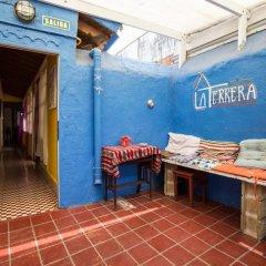 La Terrera Youth Hostel сауна