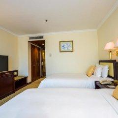 Отель China Mayors Plaza 4* Улучшенный номер с 2 отдельными кроватями фото 3