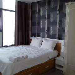 Отель Handy Holiday Nha Trang Апартаменты с различными типами кроватей фото 25