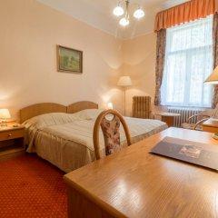 Spa Hotel Svoboda 3* Номер Комфорт с двуспальной кроватью фото 2