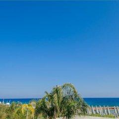 Отель Oceanview Villa 089 Кипр, Протарас - отзывы, цены и фото номеров - забронировать отель Oceanview Villa 089 онлайн пляж фото 2
