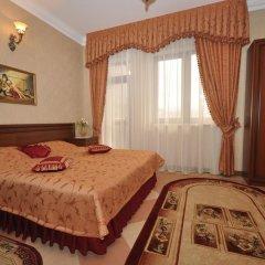 Гостевой дом Мамайка Стандартный семейный номер с двуспальной кроватью фото 2