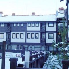 Отель Chalet Elegant балкон