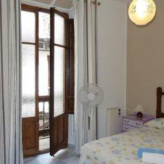 Отель Pensión Olympia 2* Стандартный номер с двуспальной кроватью (общая ванная комната) фото 5