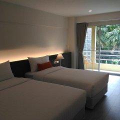 Отель Le Tada Residence 3* Стандартный номер с различными типами кроватей фото 5