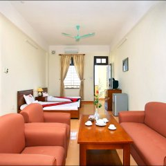 Cua Dai Beach Hotel 3* Люкс с различными типами кроватей