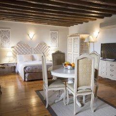 Отель Hostal Central Palace Madrid Номер Делюкс с различными типами кроватей фото 8