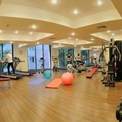 Отель Рамада Ташкент фитнесс-зал фото 2