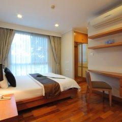 Апартаменты Montara Executive Serviced Apartment Улучшенные апартаменты разные типы кроватей фото 3