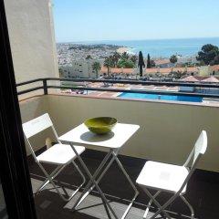 Апартаменты Albufeira Jardim Apartments Улучшенная студия с различными типами кроватей фото 8