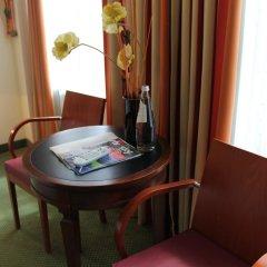 Hotel Deutsches Theater Stadtmitte (Downtown) 3* Стандартный номер с различными типами кроватей фото 22