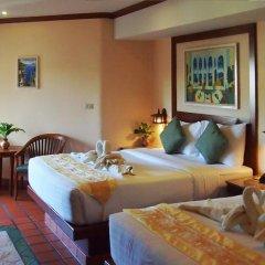 Отель Pacific Club Resort 4* Номер Делюкс 2 отдельные кровати фото 5