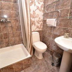 Гостиница Гостевой дом Европейский в Сочи 1 отзыв об отеле, цены и фото номеров - забронировать гостиницу Гостевой дом Европейский онлайн ванная