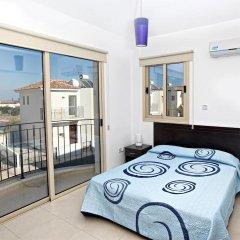 Отель Palm Village Villas Кипр, Протарас - отзывы, цены и фото номеров - забронировать отель Palm Village Villas онлайн балкон