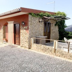 Отель B&B Sicilia Bella Фонтане-Бьянке парковка